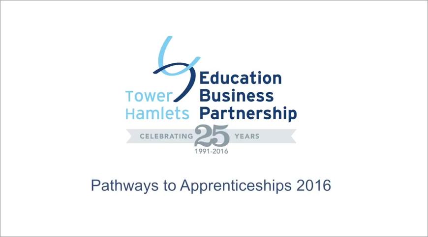 Pathways to Apprenticeships Video 2016